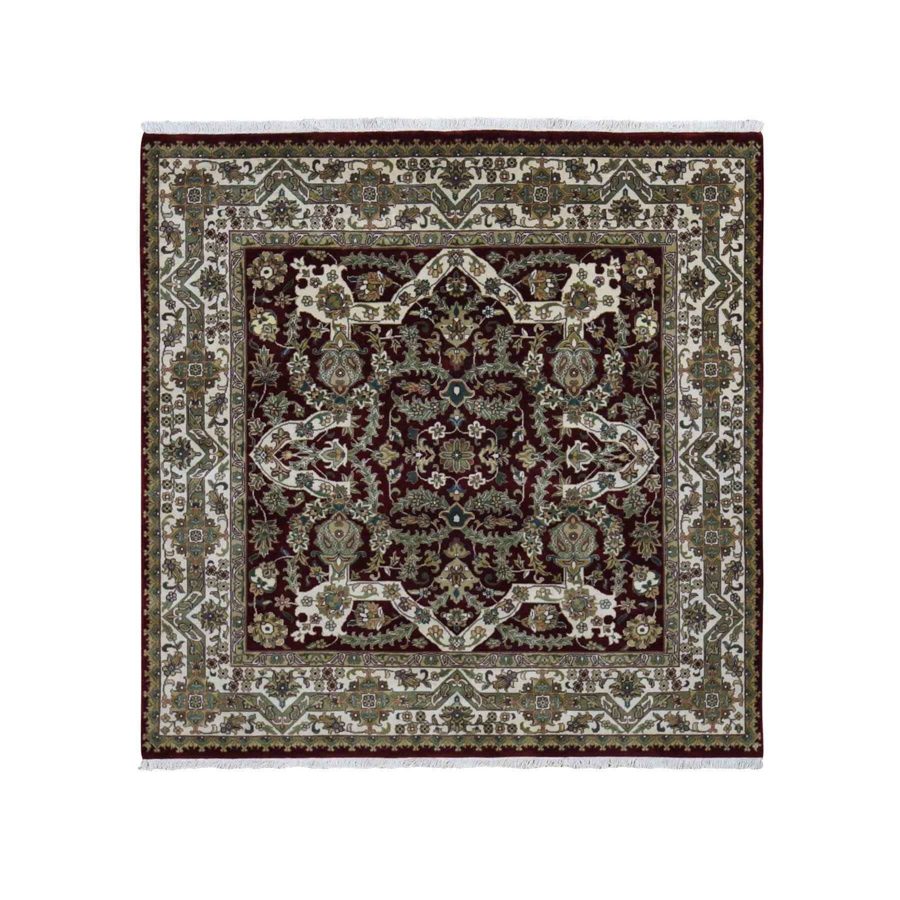 300 Kpsi New Zealand Wool Oriental Rug