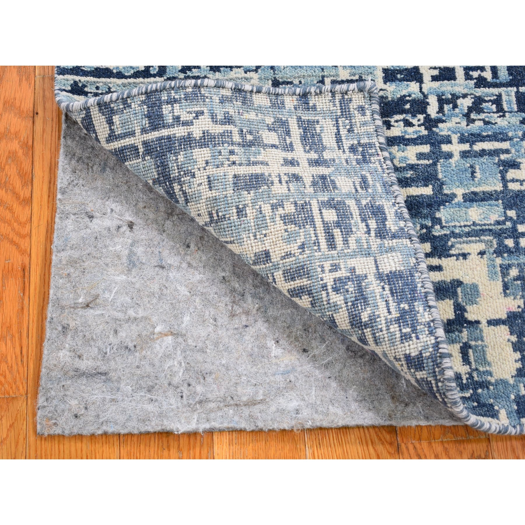 Pure Wool Modern Hand Woven Oriental Rug